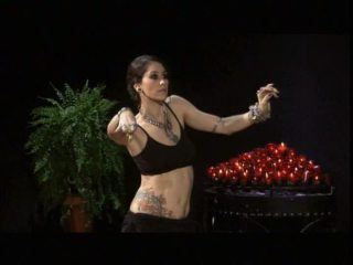 Rachel Brice tribal fusion dancing