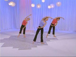 Balletone Center Moves standing ballet exercise