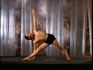 Rodney Yee doing Strength Building Yoga