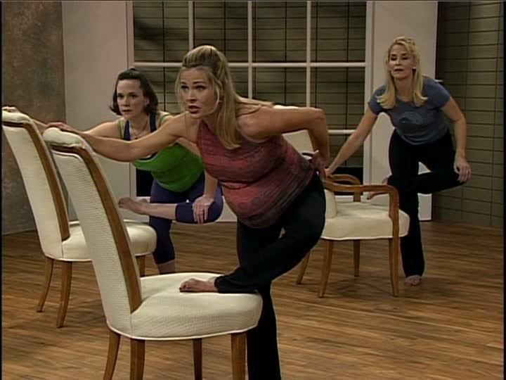 Leisa Hart Sexy Buns DVD