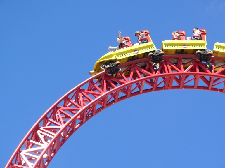Nadira Jamal's roller coaster