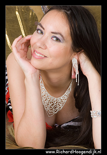 Kyria bellydancer Netherlands
