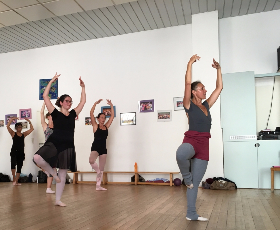 ballet with constanze janssen