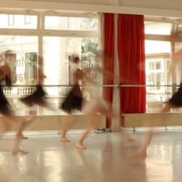 Reflections on a ballet recital